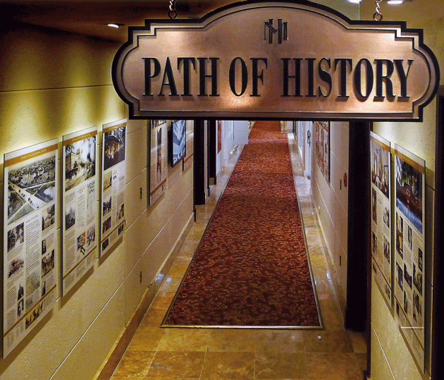 Path of History Sofitel Legend Hotel Metroloe Hanoi, Vietnam